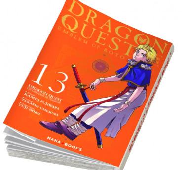 Dragon Quest - Les Héritiers de l'Emblème Dragon Quest - Les Héritiers de l'Emblème T13