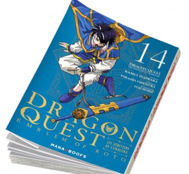 Dragon Quest - Les Héritiers de l'Emblème Dragon Quest - Les Héritiers de l'Emblème T14