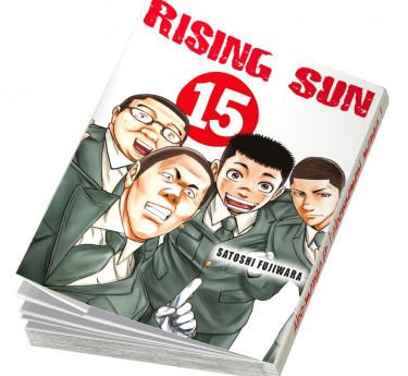 Rising Sun Rising Sun T15