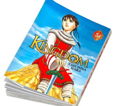 Kingdom Kingdom T34