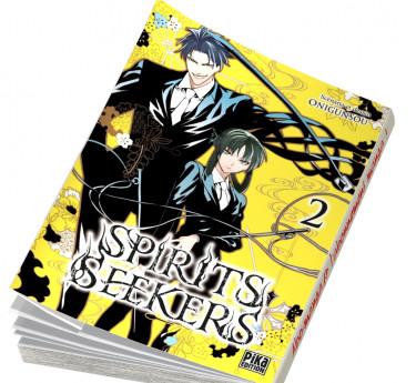 Spirits Seekers Spirits Seekers T02