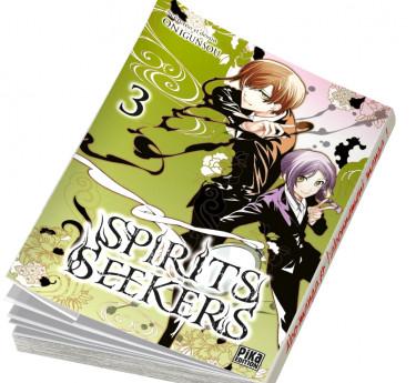 Spirits Seekers Spirits Seekers T03