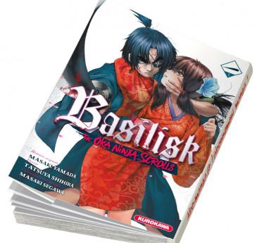 Basilisk - The Oka ninja scrolls Basilisk - The Ôka Ninja Scrolls T01