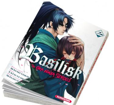 Basilisk - The Oka ninja scrolls Basilisk - The Ôka Ninja Scrolls T02