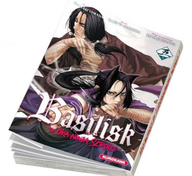 Basilisk - The Oka ninja scrolls Basilisk - The Ôka Ninja Scrolls T05