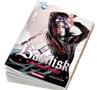 Basilisk - The Oka ninja scrolls Basilisk - The Ôka Ninja Scrolls T06