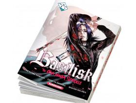 Basilisk - The Oka ninja scrolls