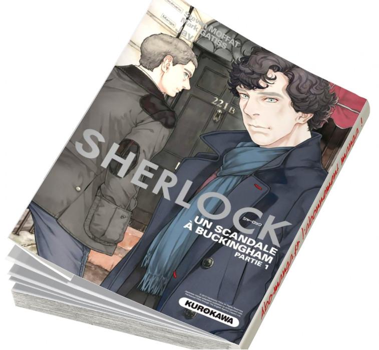 Abonnement Sherlock Holmes tome 4