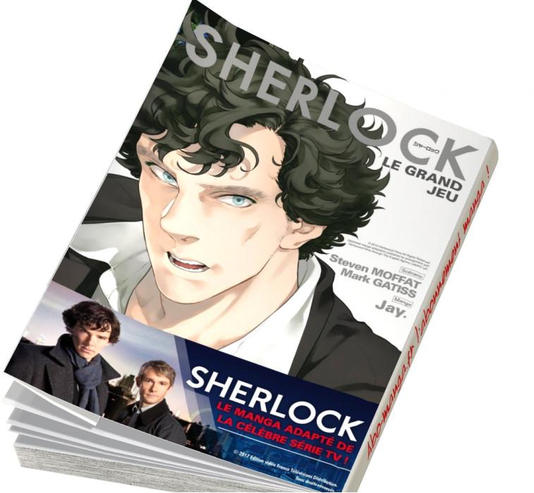 Sherlock Holmes T05