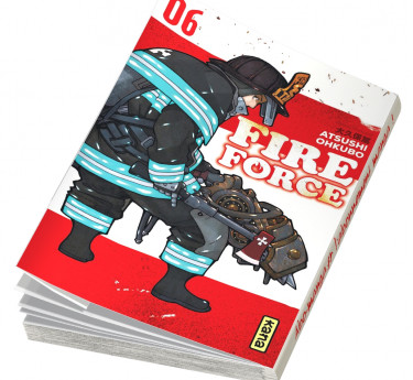 Fire Force Fire Force T06