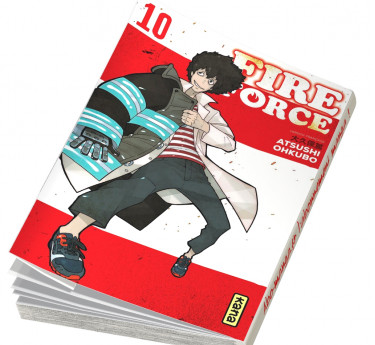 Fire Force Fire Force T10