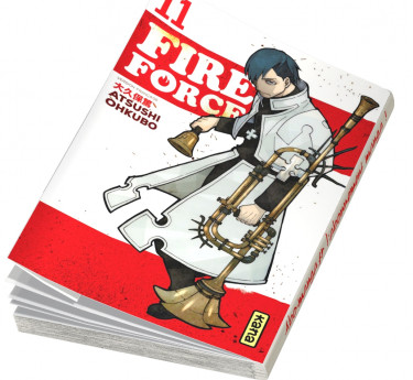 Fire Force Fire Force T11