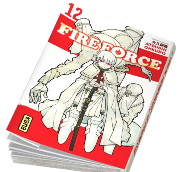 Fire Force Fire Force T12