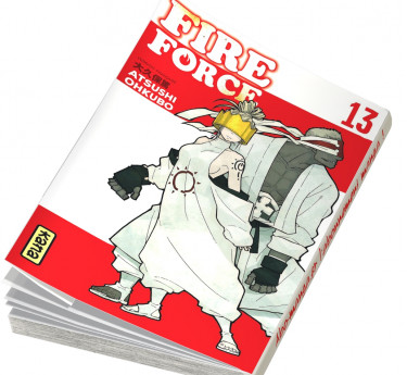 Fire Force Fire Force T13