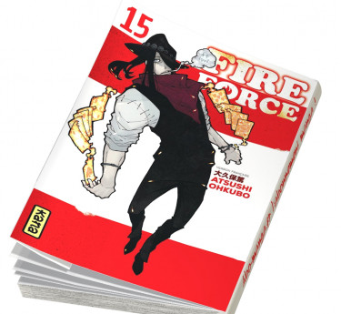 Fire Force Fire Force T15
