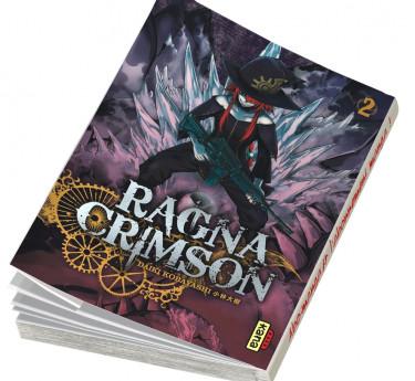 Ragna Crimson Ragna Crimson T02