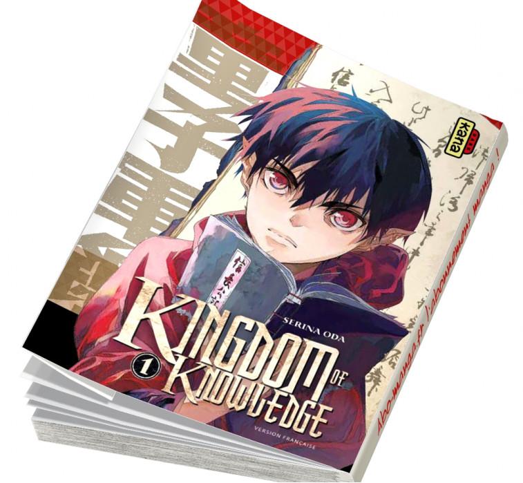 Kingdom of Knowledge T01