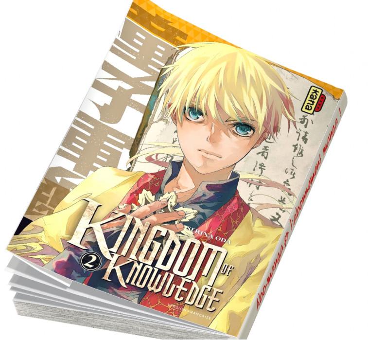 Kingdom of Knowledge T02