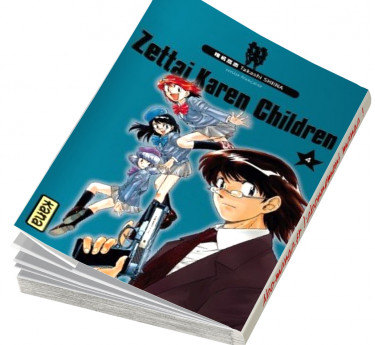 Zettai Karen Children Zettai Karen Children T04