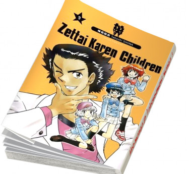 Zettai Karen Children Zettai Karen Children T09