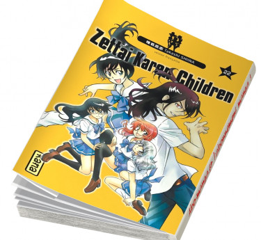 Zettai Karen Children Zettai Karen Children T22