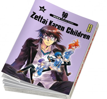 Zettai Karen Children Zettai Karen Children T26