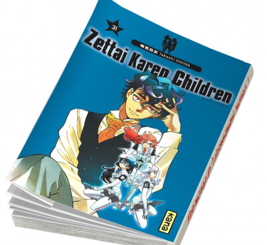 Zettai Karen Children Zettai Karen Children T31
