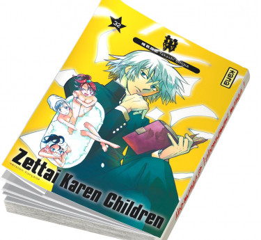 Zettai Karen Children Zettai Karen Children T32