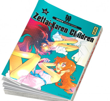 Zettai Karen Children Zettai Karen Children T33