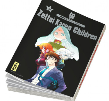Zettai Karen Children Zettai Karen Children T34