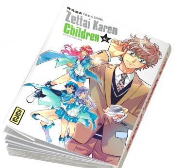 Zettai Karen Children Zettai Karen Children T42