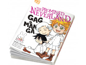 The Promised Neverland : Gag Manga