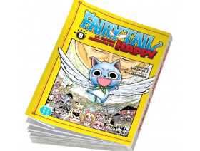 Fairy Tail - La grande aventure de Happy