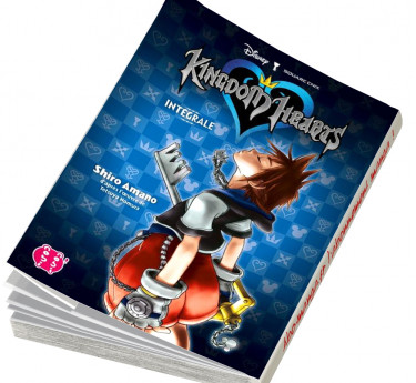 Kingdom Hearts l'intégrale KINGDOM HEARTS L'INTEGRALE T01