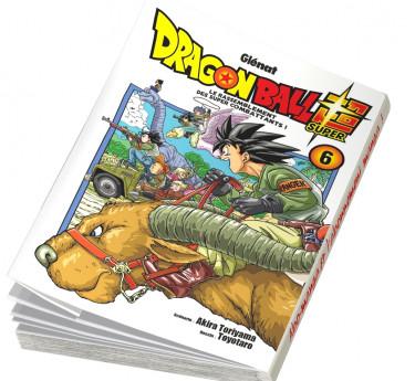 Dragon ball Super Dragon Ball Super T06