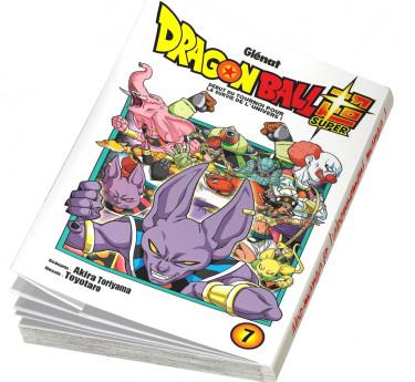 Dragon ball Super Dragon Ball Super T07
