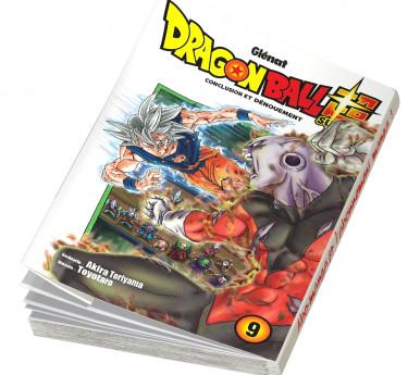 Dragon ball Super Dragon Ball Super T09