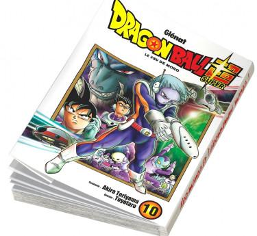 Dragon ball Super Dragon Ball Super T10