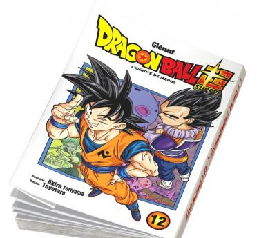 Dragon ball Super Dragon Ball Super T12