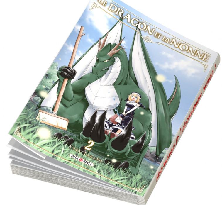 Abonnement Le Dragon et la Nonne tome 2