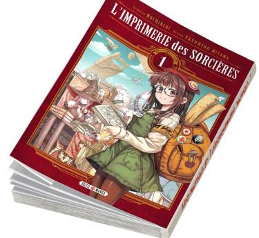 L'Imprimerie des Sorcières L'Imprimerie des Sorcières T01