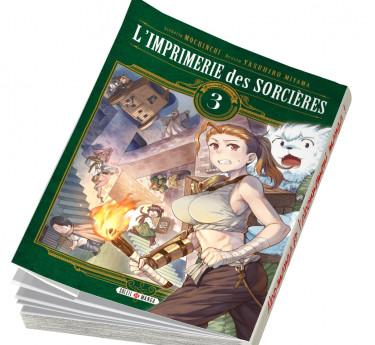 L'Imprimerie des Sorcières L'imprimerie des sorcières T03