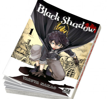 Black Shadow Black Shadow T01