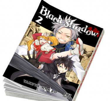 Black Shadow Black Shadow T02
