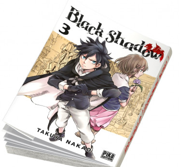 Black Shadow Black Shadow T03