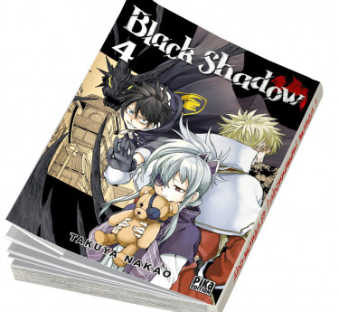 Black Shadow Black Shadow T04