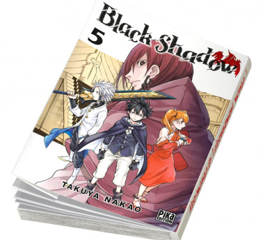 Black Shadow Black Shadow T05