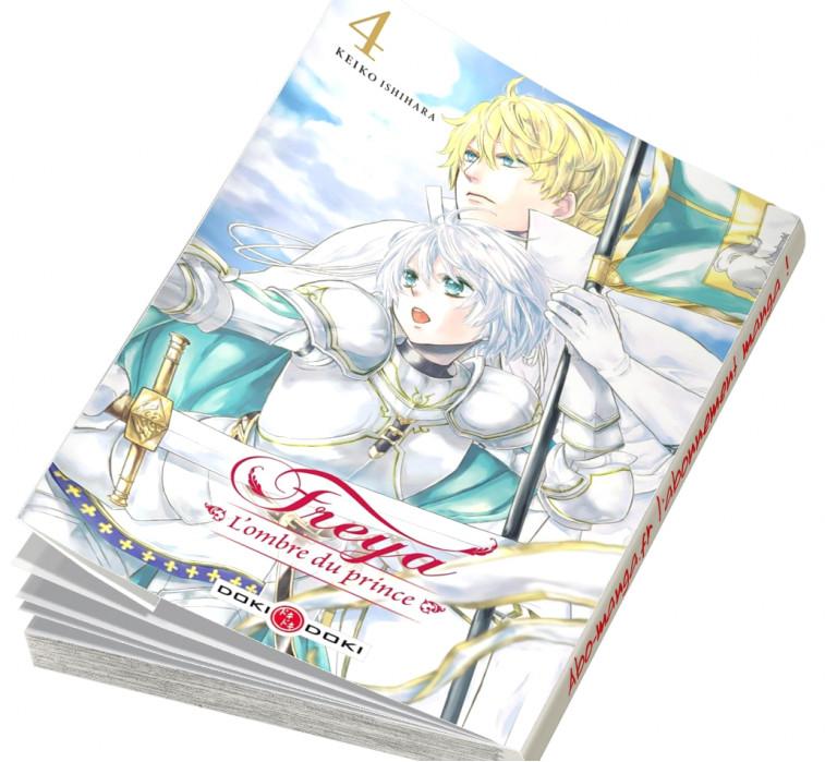 Freya - L'Ombre du prince T04