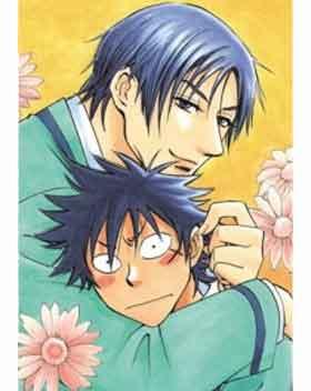 Yaoi et Boy's love